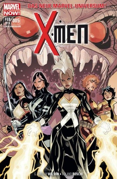 X-Men Sonderband 5