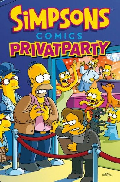 Simpsons Sonderband 24 - Privatparty