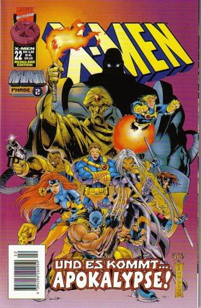 X-Men 22 - Onslaught Phase 2