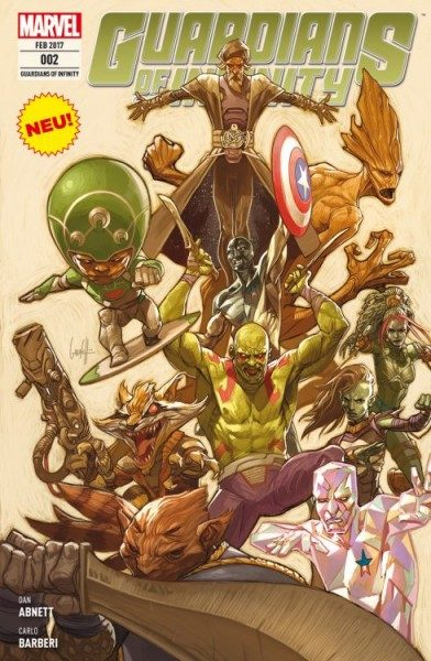 Guardians of Infinity 2
