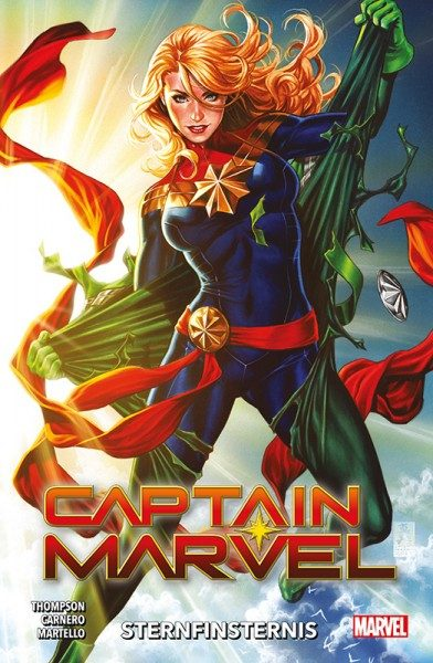 Captain Marvel 2 Cover