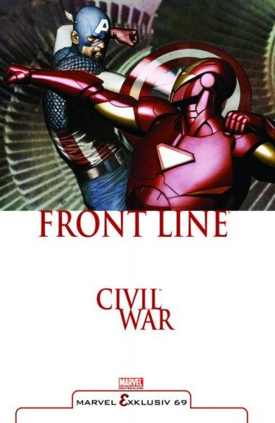 Marvel Exklusiv 69 - Civil War - Front Line 2