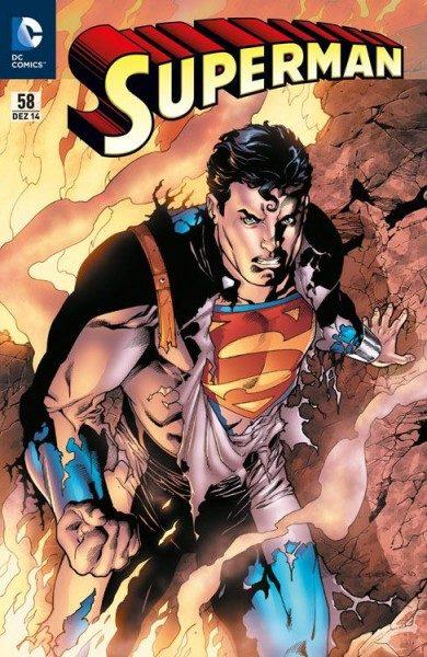 Superman Sonderband 58 - Monsterjäger Comic Action 2014 Variant