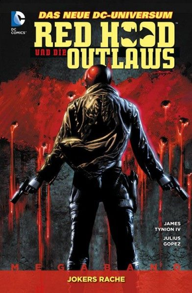 Red Hood und die Outlaws Megaband 2 - Jokers Rache