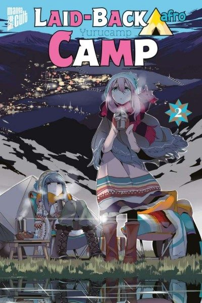 Laid-Back Camp 2 Cover