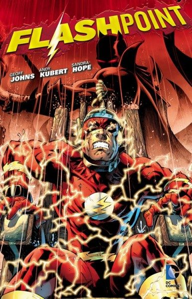Flashpoint Hardcover