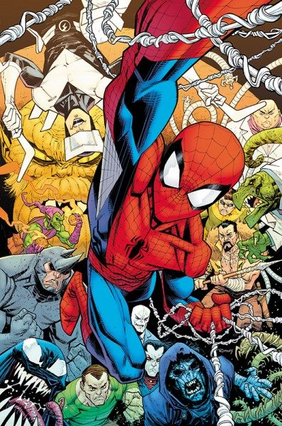 Spider-Man 29 Cover