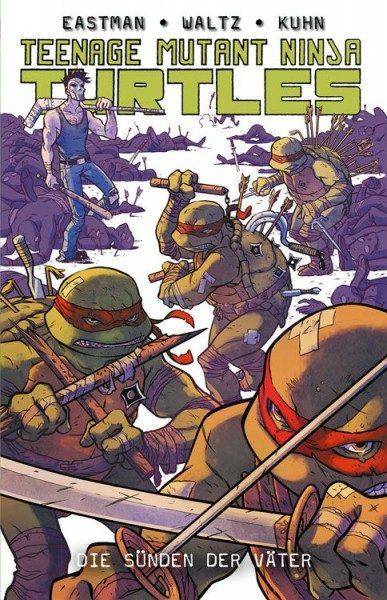 Teenage Mutant Ninja Turtles 5 - Comic Action 2014