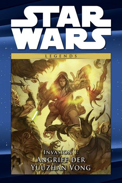 Star Wars Comic-Kollektion 84 - Invasion I - Angriff der Yuuzhan Vong Cover