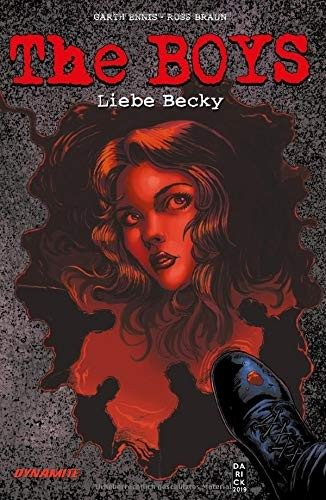 The Boys - Liebe Becky ... Cover