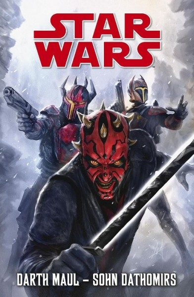 Star Wars - Darth Maul - Sohn Dathomirs