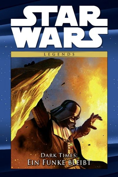 Star Wars Comic-Kollektion 85 - Dark Times - Ein Funke bleibt Cover