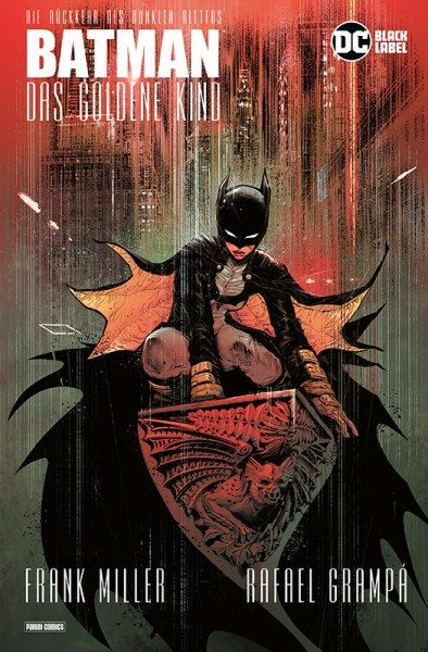 Batman: Das Goldene Kind Variant Cover
