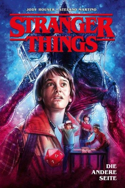 Stranger Things 1 - Die andere Seite Hardcover