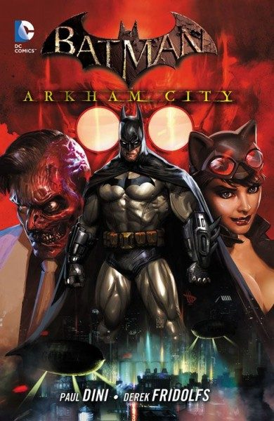 Batman - Arkham City 2