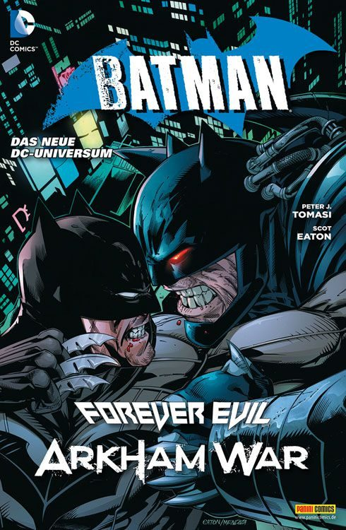 Batman Sonderband 44 - Arkham War...