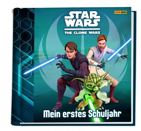 Star Wars - The Clone Wars - Schulstartalbum