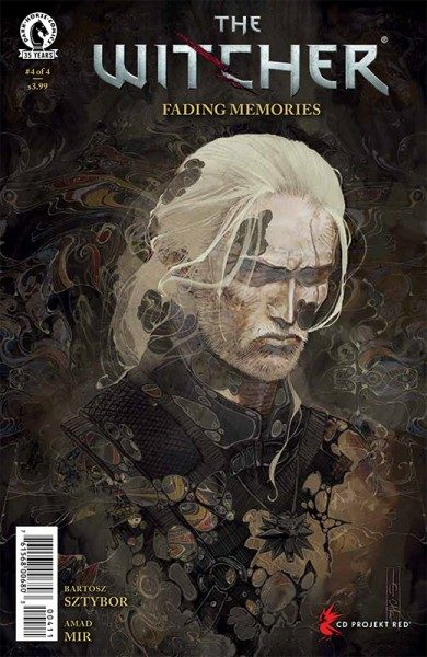 The Witcher 5 Cover