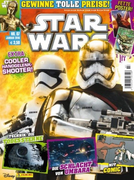 Star Wars - Magazin 7