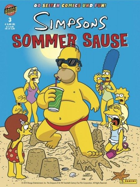 Simpsons Sommer Sause 3