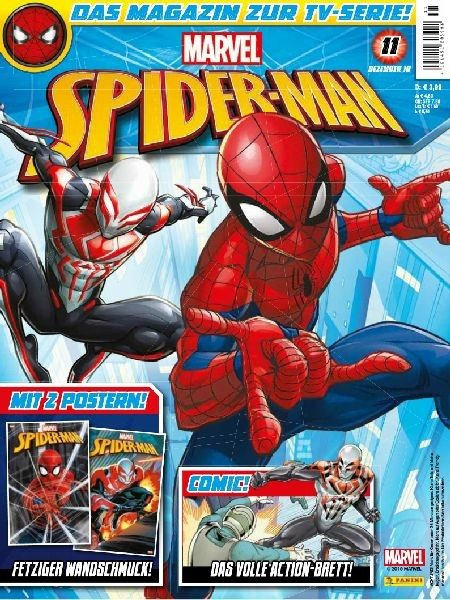 Spider-Man Magazin 11 Cover