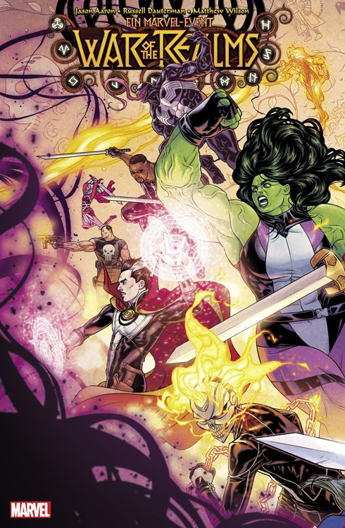 War of the Realms 2 Variant