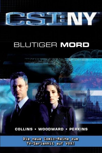 CSI - New York 4 - Blutiger Mord