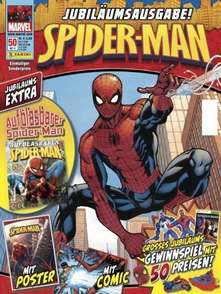 Spider-Man Magazin 50