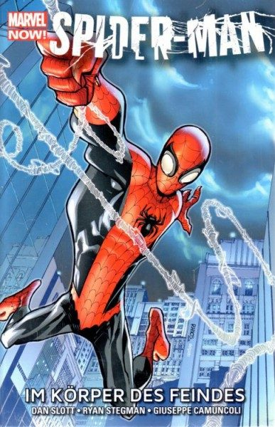 Marvel Now! - Spider-Man 1