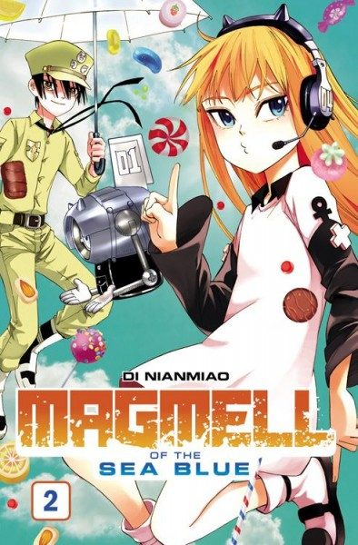 Magmell of the Sea Blue 2