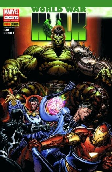World War Hulk 4