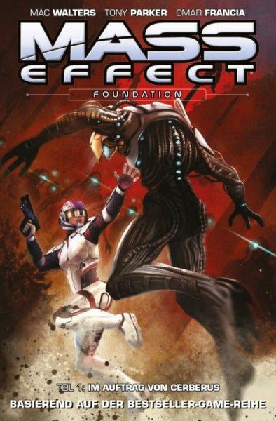 Mass Effect 5 - Foundation 1