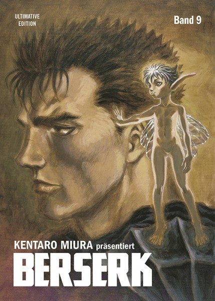 Berserk - Ultimative Edition 9 Cover