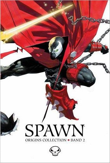 Spawn Origins Collection 2 Cover