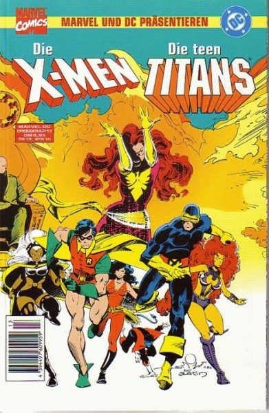 Die X-Men/Die Teen Titans 13