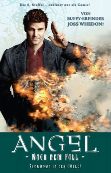 Angel 6 - Band 3 - Nach dem Fall