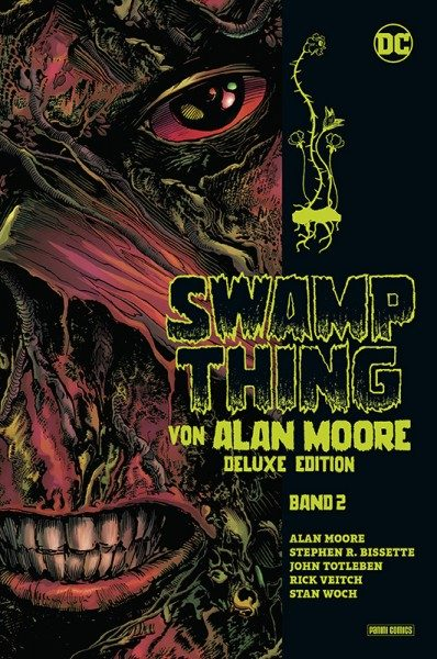 Swamp Thing von Alan Moore 2 (Deluxe Edition) Cover