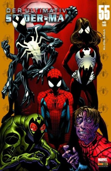 Der ultimative Spider-Man 55