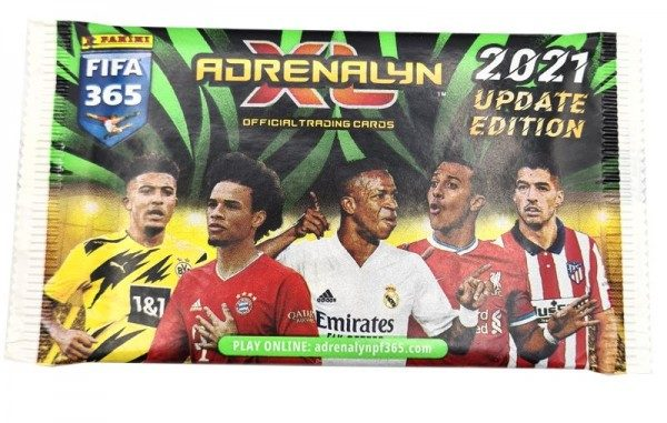 Panini FIFA 365 AXL 2021 Update Collection - Pack