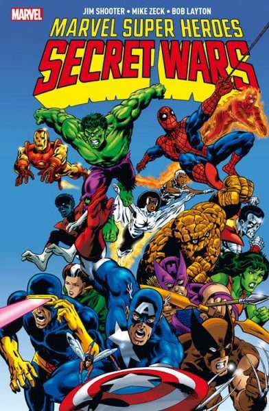 Marvel Super Heroes - Secret Wars