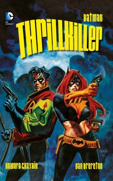 Batman - Thrillkiller Comic Action 2014 Hardcover