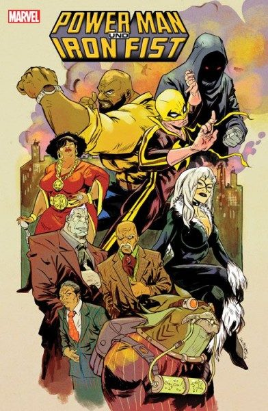 Power Man & Iron Fist 3 - Gangster und Dämonen