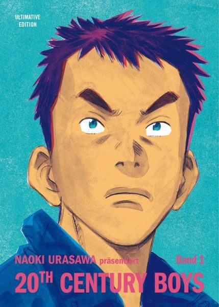 20th Century Boys: Ultimative Edition 1 Cover