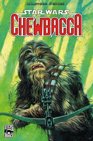 Star Wars - Masters Series 6 - Chewbacca