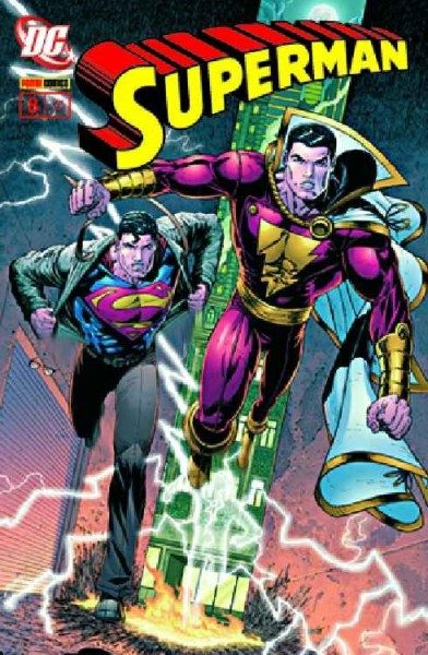 Superman Sonderband 8 - Superman vs. Shazam!