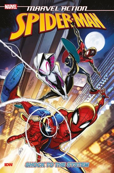 Marvel Action - Spider-Man 5 Cover