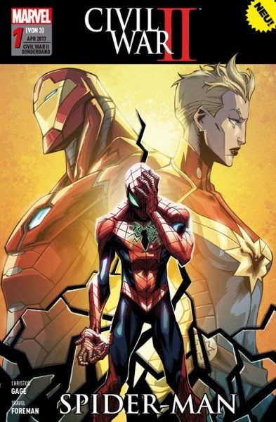 Civil War II Sonderband 1 - Spider-Man