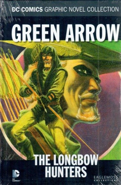 Eaglemoss DC-Collection 57 - Green Arrow - The Longbow Hunters