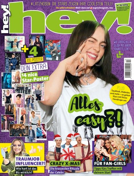 hey! Magazin 13/19 Cover
