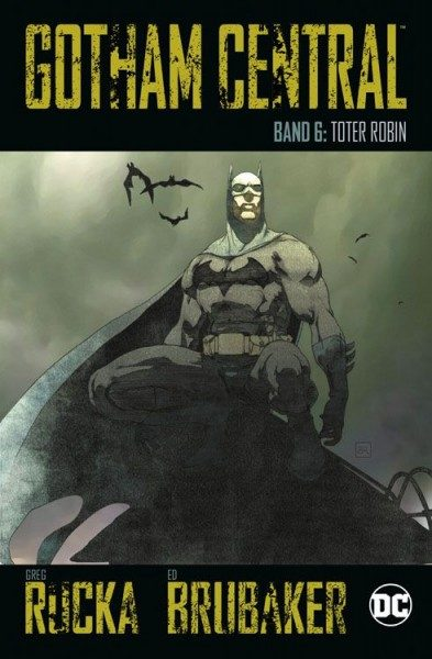 Gotham Central 6 - Toter Robin